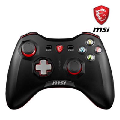 電競首選 MSI微星Force GC30 (PC /PS3 /Android三平台) 無線搖捍控制器 (8.5折)