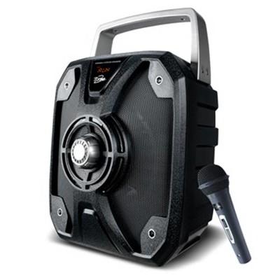 教學機首選 TCSTAR 多功能攜帶型藍牙喇叭附麥克風-黑 TCS1500 (5.5折)