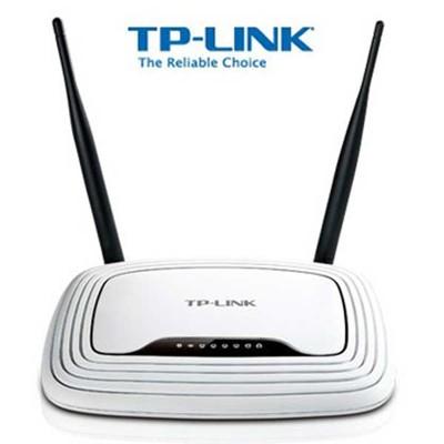 TP-LINK TL-WR841N 無線IP分享器 有線/無線網路 (7.9折)