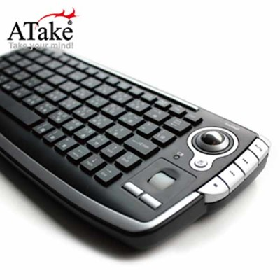 ATake - Polar 2.4G無線軌跡球鍵盤 PTK-300 (8.3折)