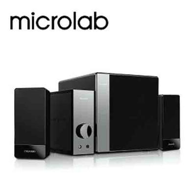 真正聽音樂喇叭【Microlab】FC-360 四件式 2.1 聲道 撼聲精品多媒體喇叭 (8.4折)