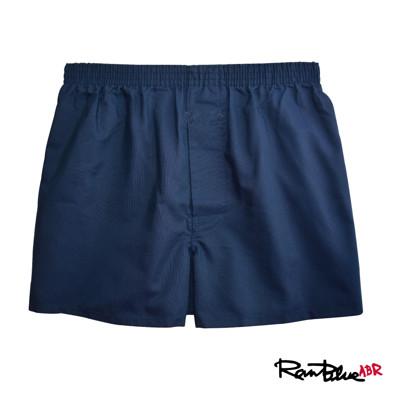 英倫牛津平口內褲男士平口褲寬鬆版
