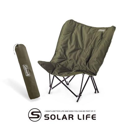 Coleman 沙發椅/CM-37447.露營折疊椅 戶外休閒椅 摺疊野餐椅 釣魚月亮椅 (9折)