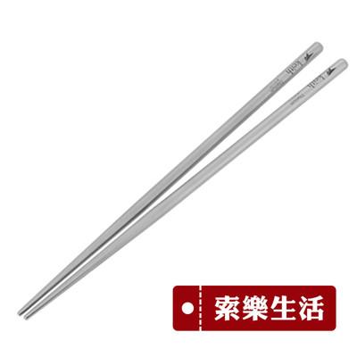 【KEITH】頂級純鈦家用圓筷Ti5620(附贈收納筷袋) (4.2折)