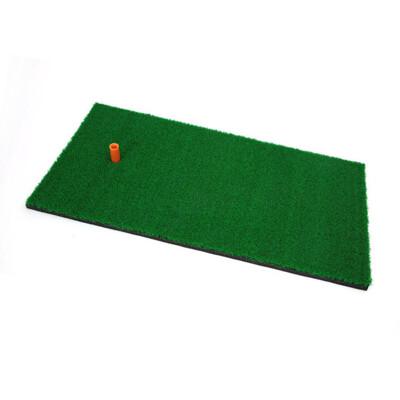 【索樂生活】GOLF高爾夫球室內揮桿打擊草皮練習墊.果嶺推桿高爾夫揮桿推桿練習草皮高爾夫打擊墊 (9.3折)