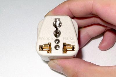 T / H 型轉接頭插座 (5.8折)