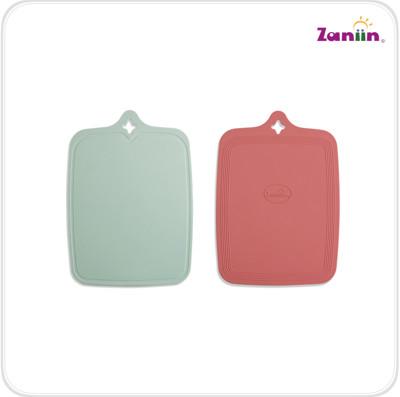 Zaniin TPU副食品寶貝砧板/兩色可選-單片紅或綠(副食品砧板) (7.3折)