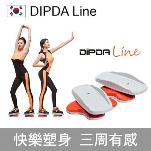 韓國dipda line塑身滴答板 (韓國製 快樂塑身 三週有感 專塑腿臀腰手臂附專用彈