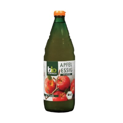 德國有機蘋果醋-未過濾750ml (6.5折)