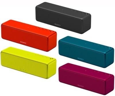 sony 可攜式無線藍牙喇叭 srs-hg1 (公司貨) 串聯左右聲道享受環繞立體音場 (8.7折)
