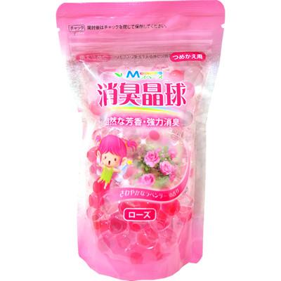 【泡泡天使】消臭晶球補充包-古典玫瑰 (6.2折)