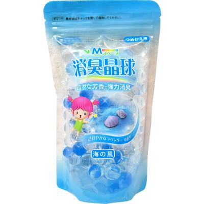 【泡泡天使】消臭晶球補充包-海洋清風 (6.2折)