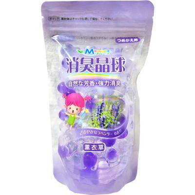 【泡泡天使】消臭晶球補充包-薰衣草 (6.2折)