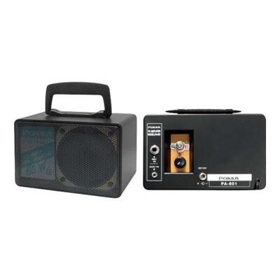 [電子威力] pokka佰佳 pa-601 手提式有線教學擴音器喇叭 擴音機 廣播器 (6.3折)