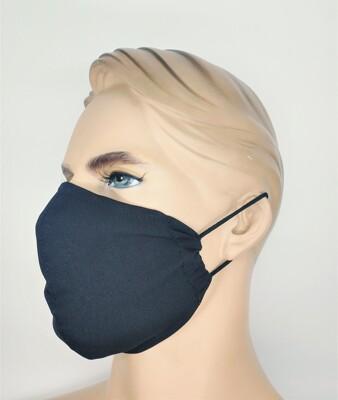 台灣機能布料 快乾 透氣 醫療口罩專用 兩用布口罩套 (2折)