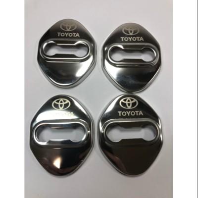 元弘精品 toyota camry 八代 19年式 車門 門鎖蓋 門扣蓋 金屬不鏽鋼 (7.8折)