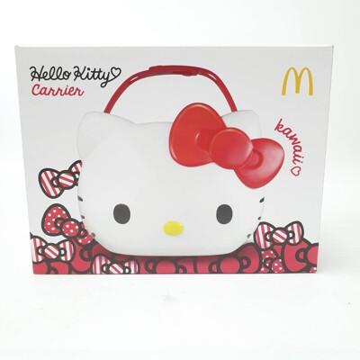 泰國 麥當勞 Hello Kitty 45週年 置物籃 (8.4折)