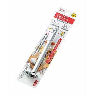 日本ECHO 不鏽鋼量匙5ml 附勾 調味匙 (2.1折)