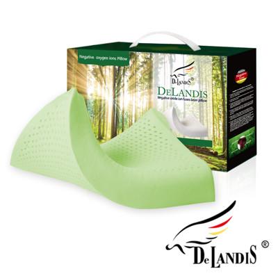 Delandis 德國璽堡 紓壓好眠負離子乳膠枕 (2.4折)