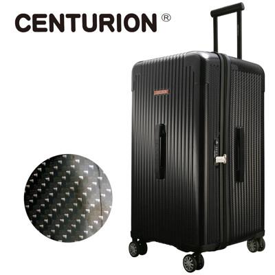 CENTURION美國百夫長CRUISE克魯斯系列29吋行李箱-奧蘭多黑MCO(胖胖箱) (3.5折)