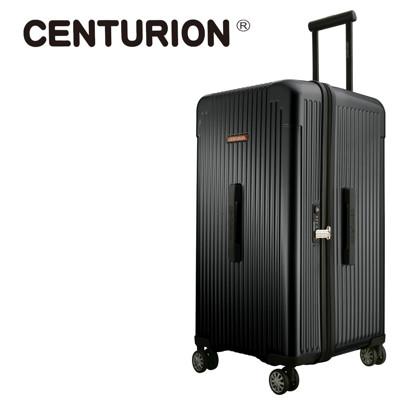 CENTURION美國百夫長CRUISE克魯斯系列29吋行李箱-拉瓜地亞黑LGA(胖胖箱) (3.5折)
