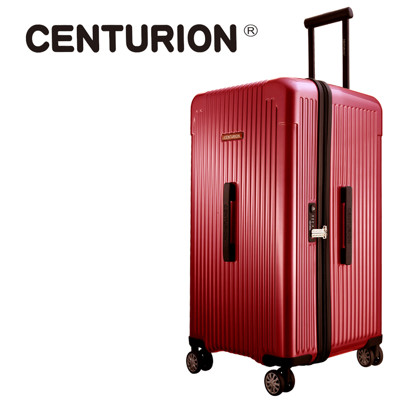 CENTURION美國百夫長CRUISE克魯斯系列29吋行李箱-紐約紅JFK(胖胖箱) (3.5折)