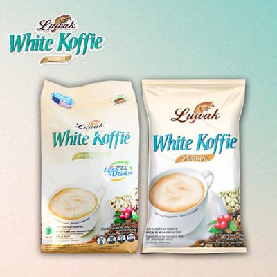 【印尼】麝香貓Luwak白咖啡 (6.6折)
