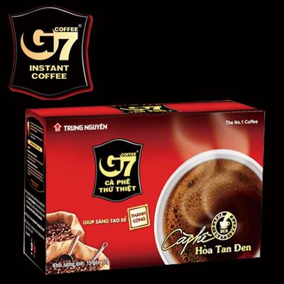 越南狂銷G7黑咖啡 (5.9折)