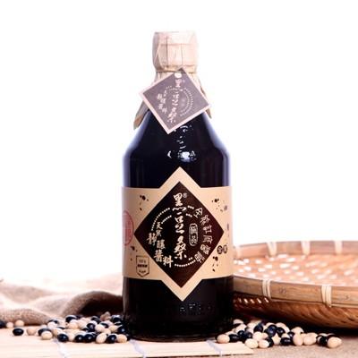 黑豆桑天然全能缸底醬油 (8.7折)