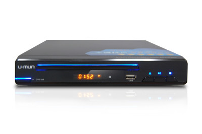 【U-MUN】DIVX/USB DVD播放器 (7.4折)