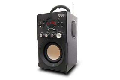 【Dennys】迷你2.1多媒體重低音MP3音響(WS-330) (7折)