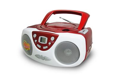 【Dennys】CD/USB插卡MP3手提音響 (6折)