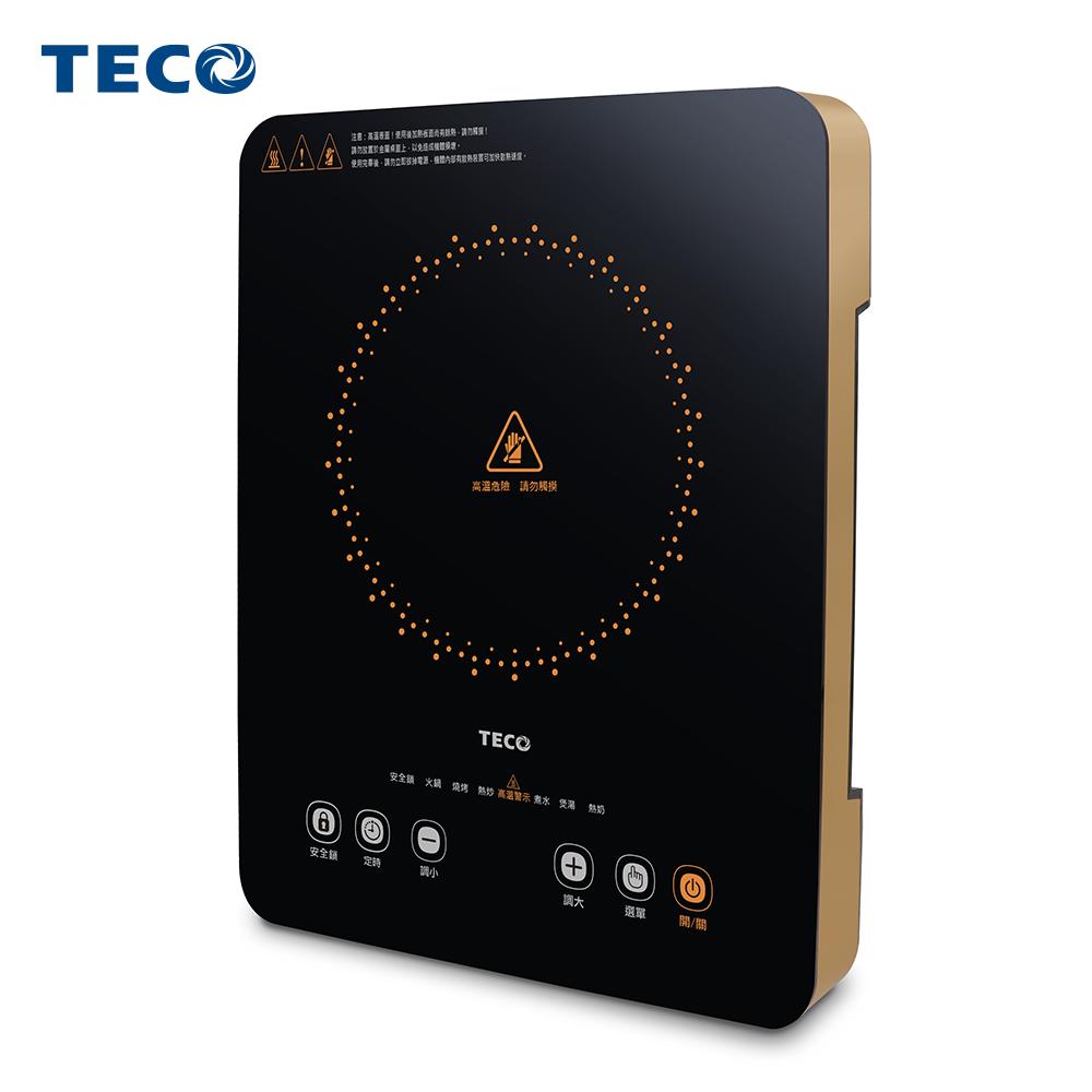 teco東元微電腦觸控電陶爐