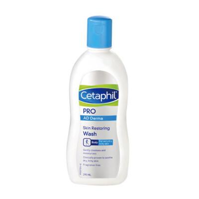 舒特膚 CETAPHIL AD益膚康修護潔膚乳 295ml (10折)